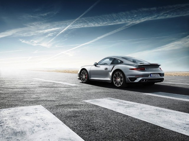 2014 Porsche 911 Turbo Exterior Design (Photo 1 of 7)