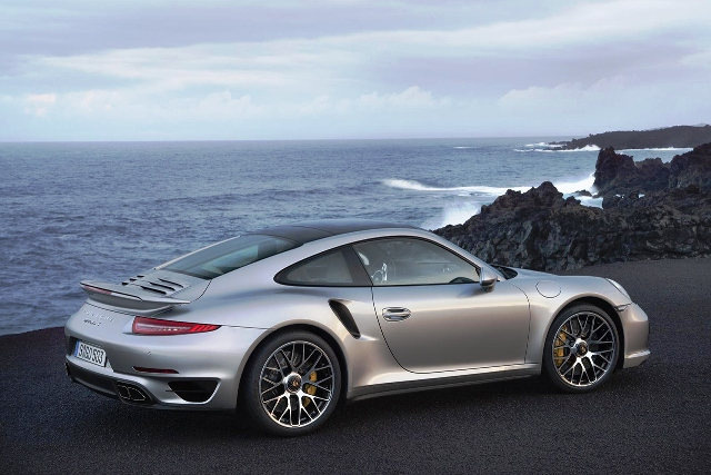 2014 Porsche 911 Turbo Pictures (Photo 3 of 7)