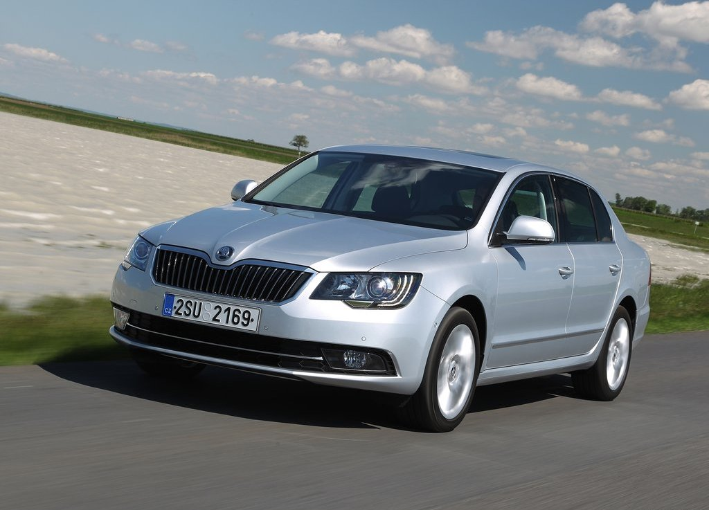 2014 Skoda Superb Specs Review (Photo 7 of 8)