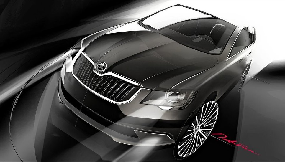 2014 Skoda Superb Wallpaper (View 8 of 8)