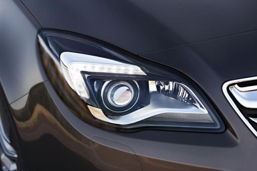 2014 Vauxhall Insignia Head Lamp (Photo 3 of 8)
