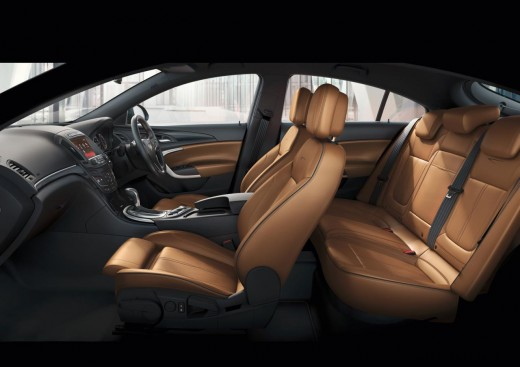 2014 Vauxhall Insignia Interior Design (Photo 4 of 8)