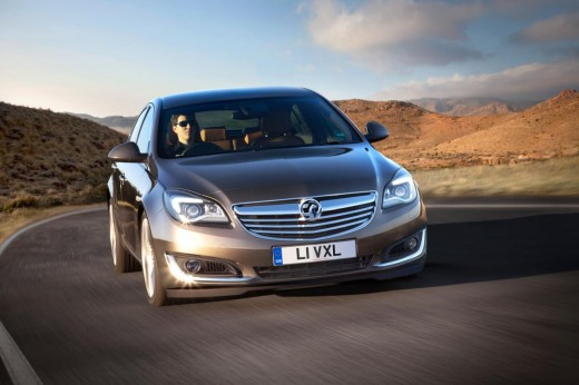 2014 Vauxhall Insignia Pictures (Photo 5 of 8)