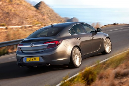 2014 Vauxhall Insignia Wallpaper (Photo 8 of 8)