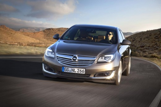 Featured Image of 2014 Vauxhall Insignia Price 24,325 Euros (£16,279)