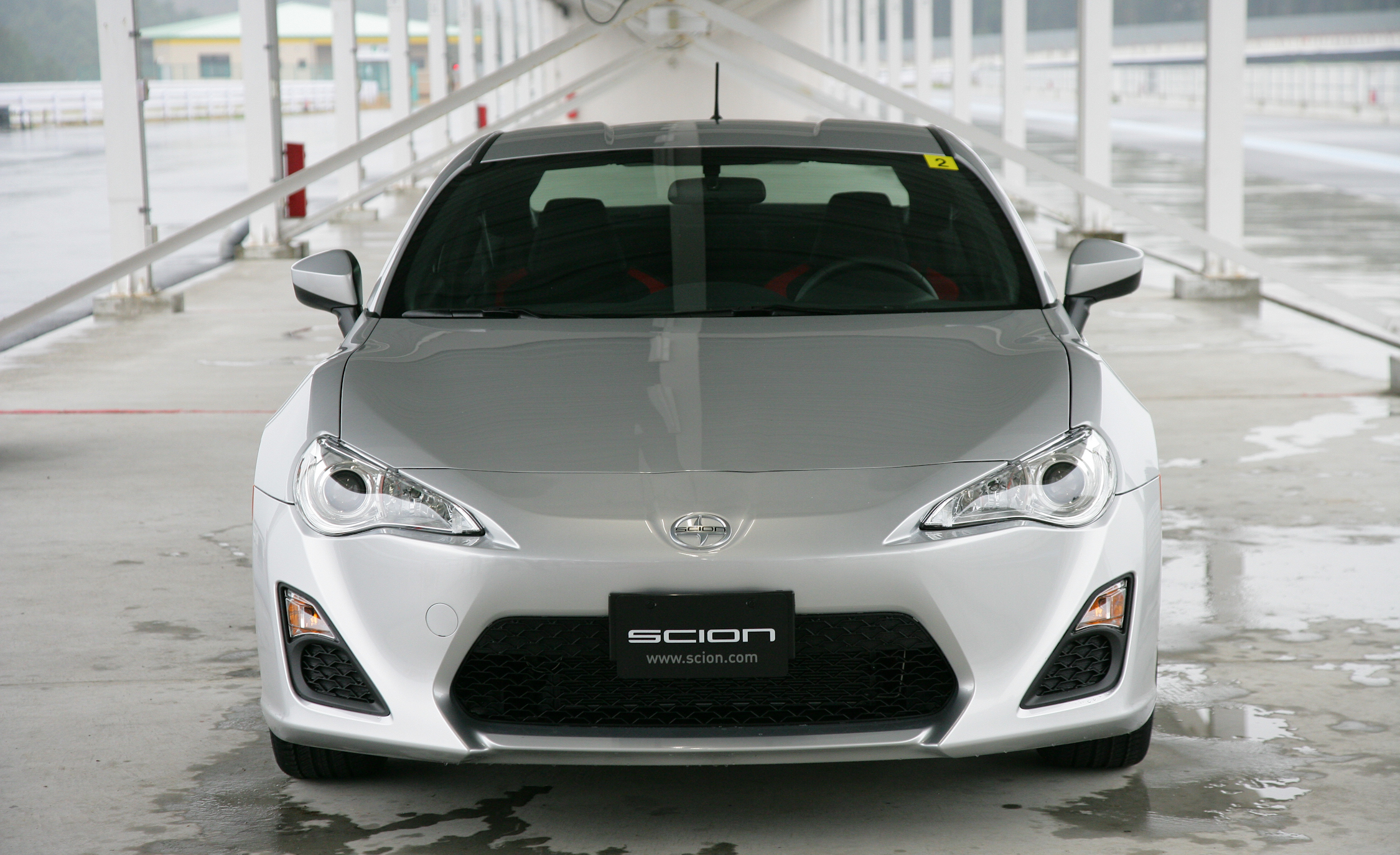 2013 Scion FR S Exterior Front (Photo 6 of 47)