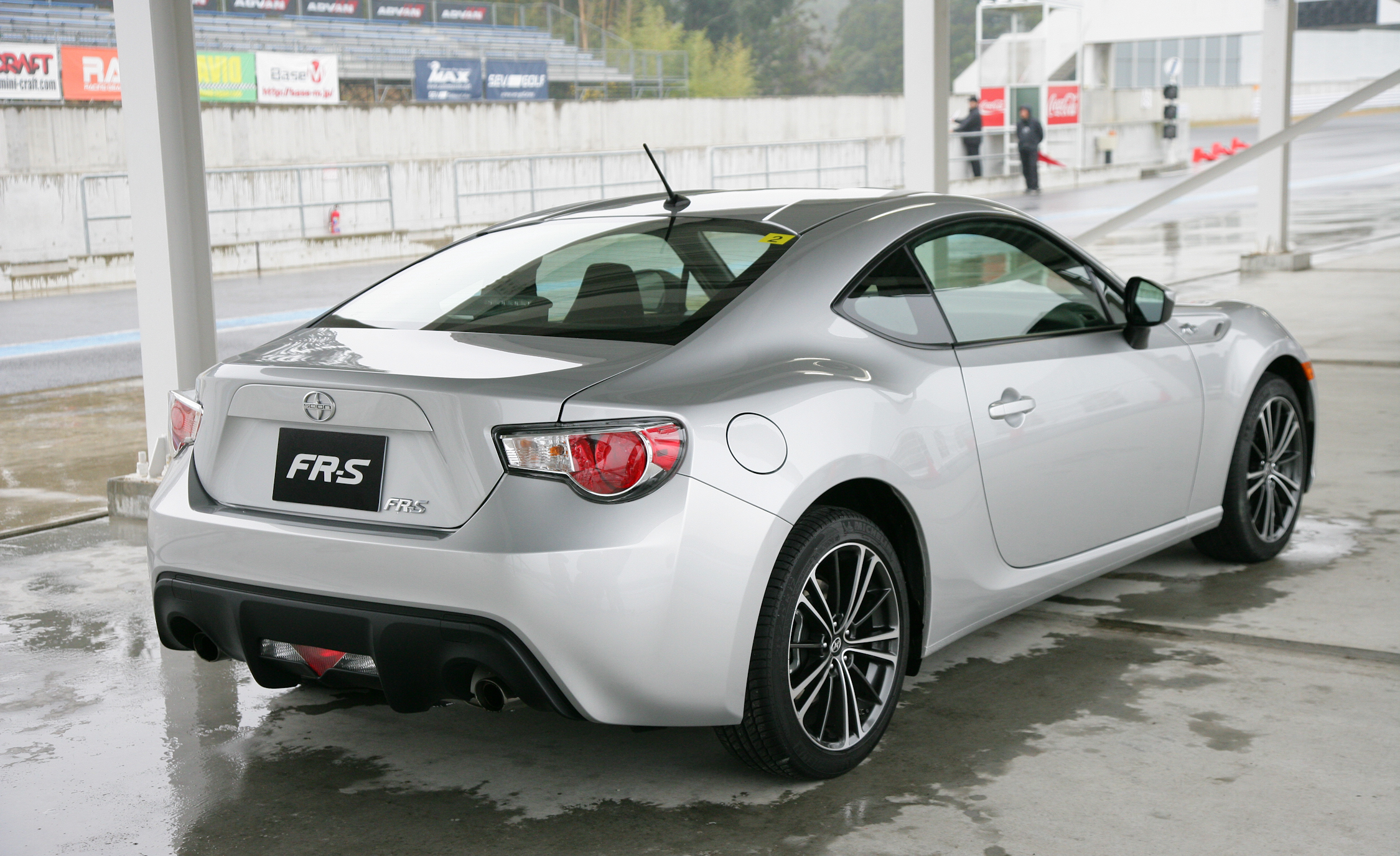2013 Scion FR S Exterior Rear And Side (Photo 9 of 47)
