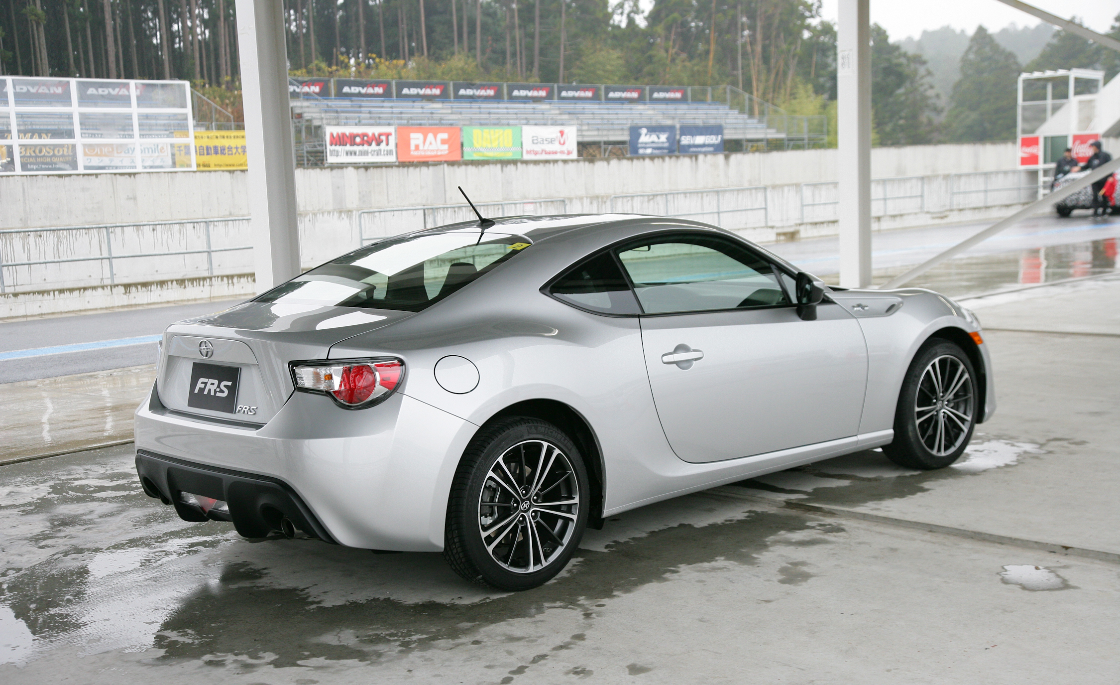 2013 Scion FR S Exterior Side And Rear (Photo 10 of 47)