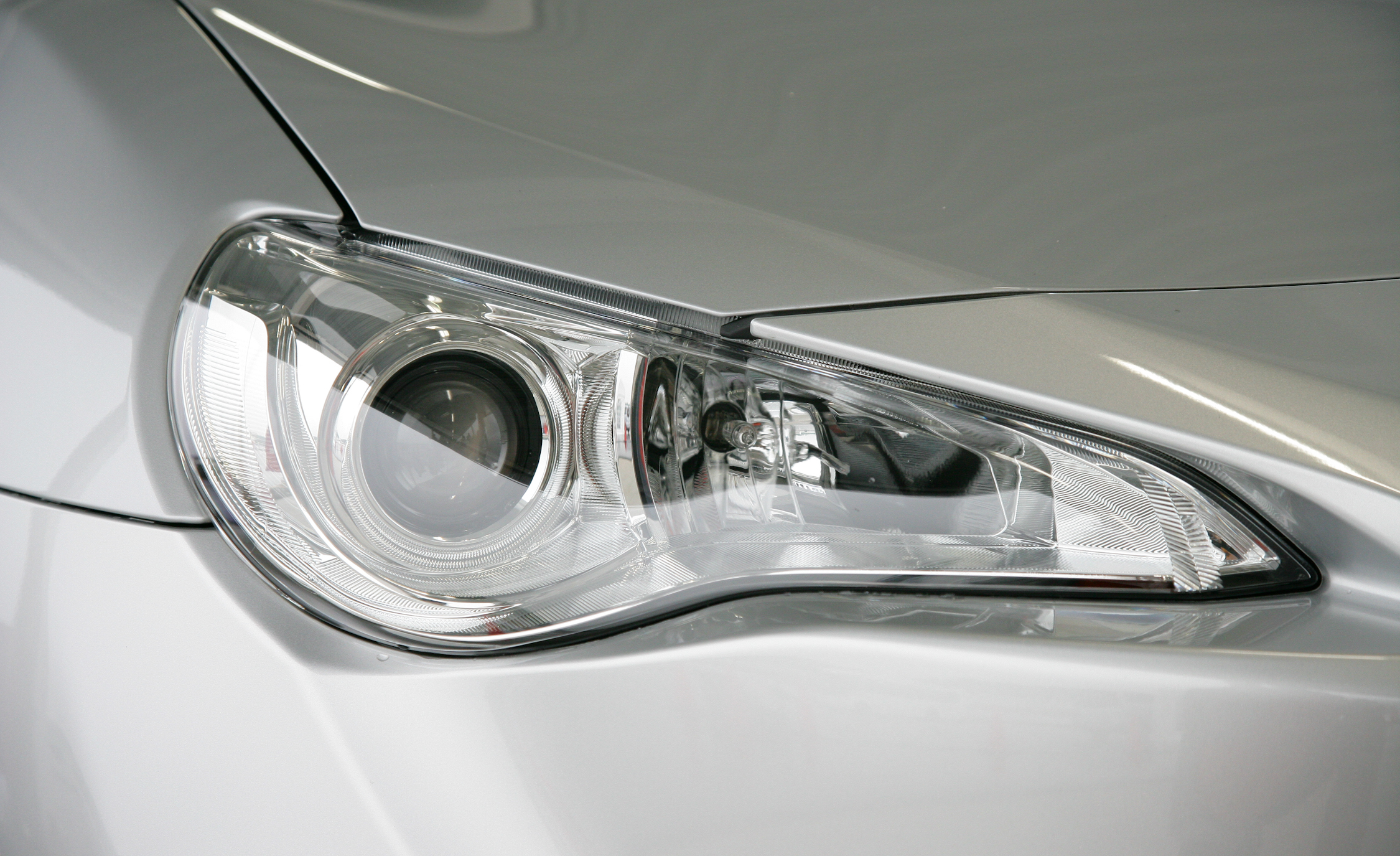 2013 Scion FR S Exterior View Headlight (Photo 12 of 47)
