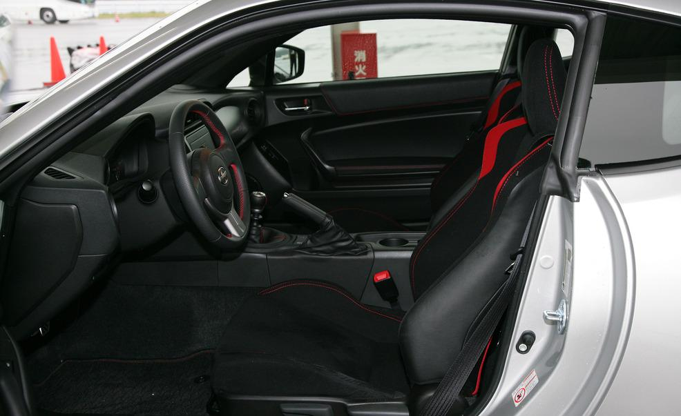 2013 Scion FR S Interior Seats Driver (Photo 22 of 47)