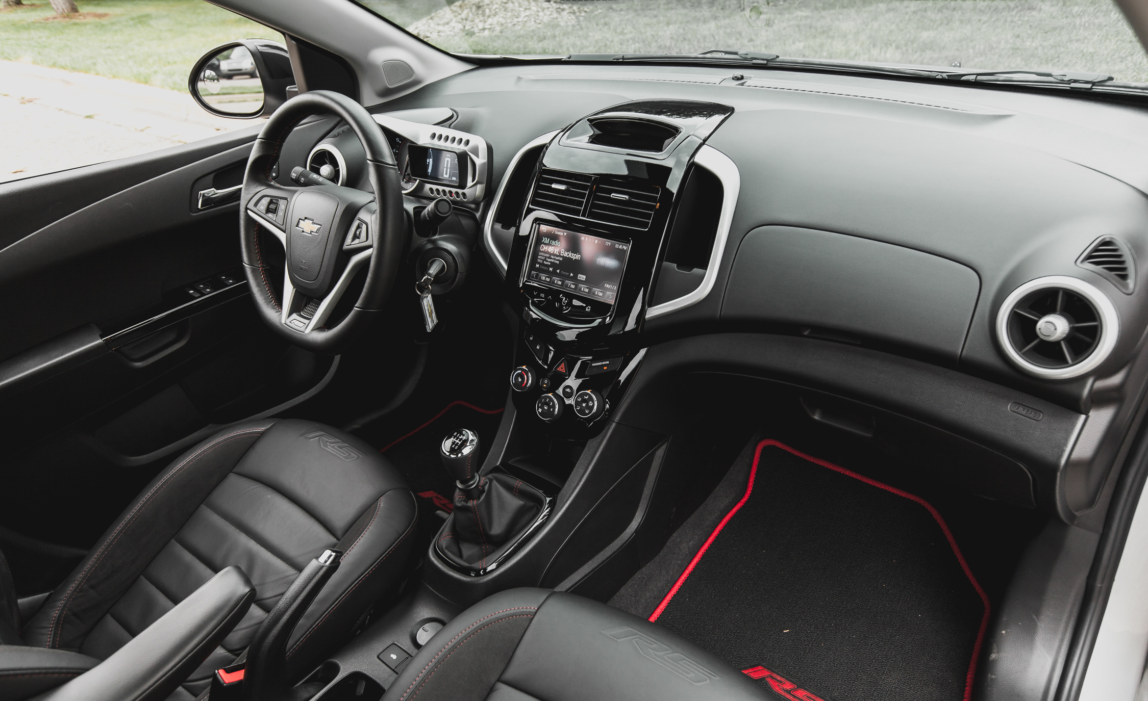 2014 Chevrolet Sonic RS Sedan Interior (Photo 19 of 27)
