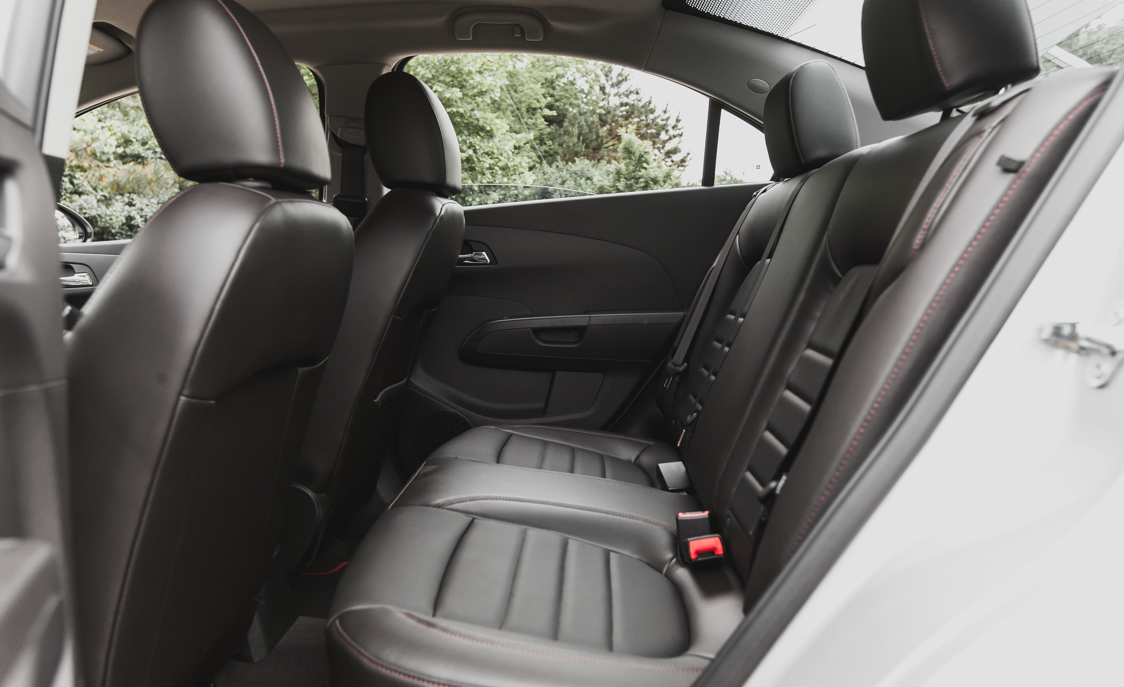 2014 Chevrolet Sonic RS Sedan Interior (Photo 23 of 27)