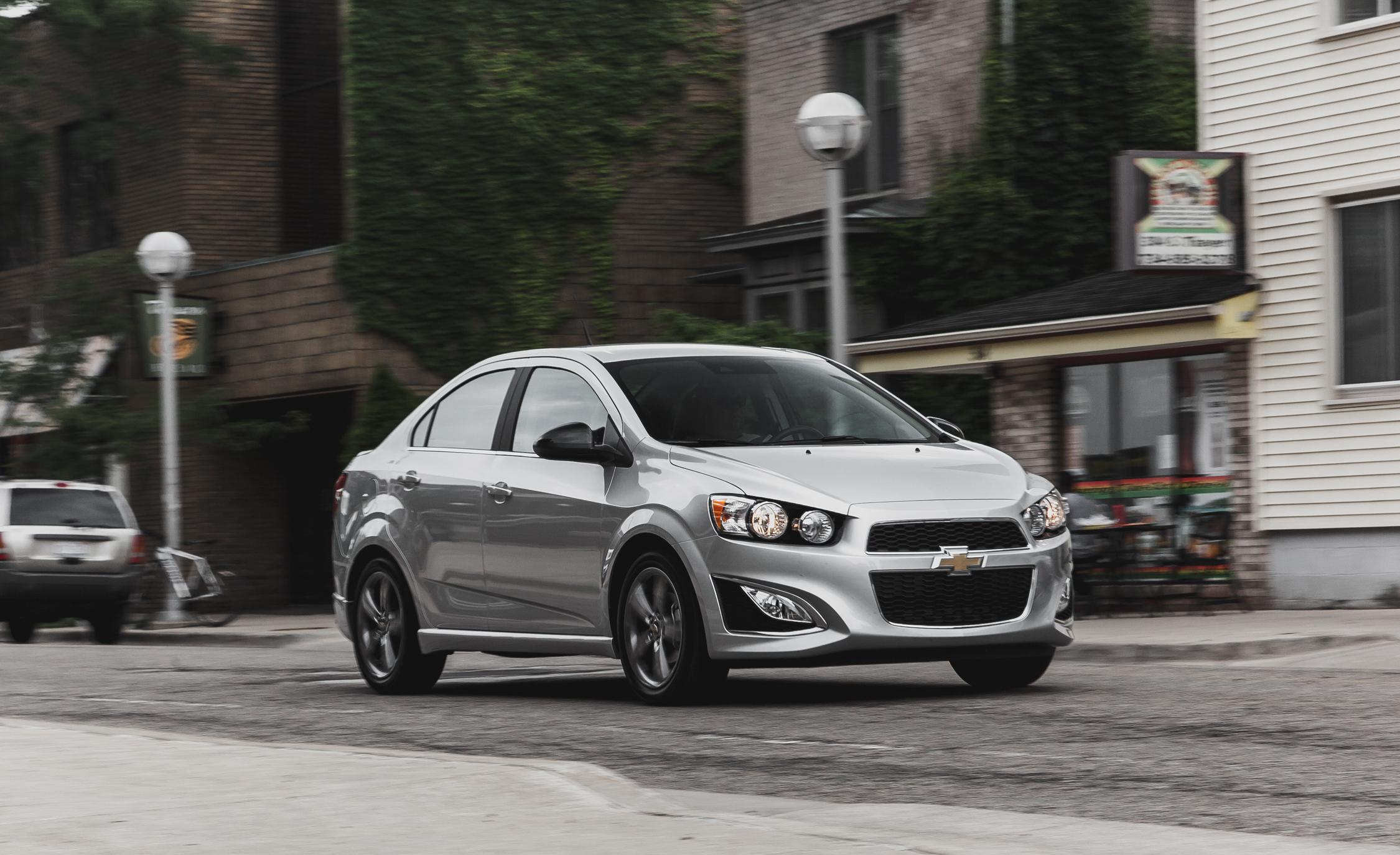 2014 Chevrolet Sonic RS Sedan (Photo 11 of 27)
