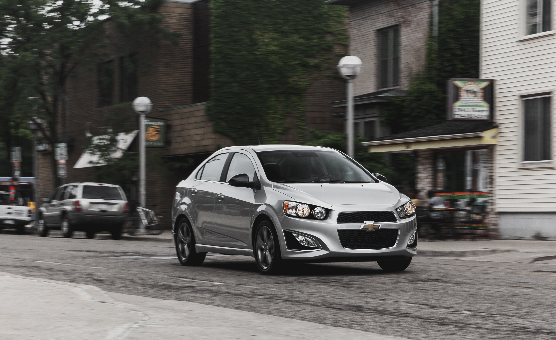 2014 Chevrolet Sonic RS Sedan (Photo 12 of 27)