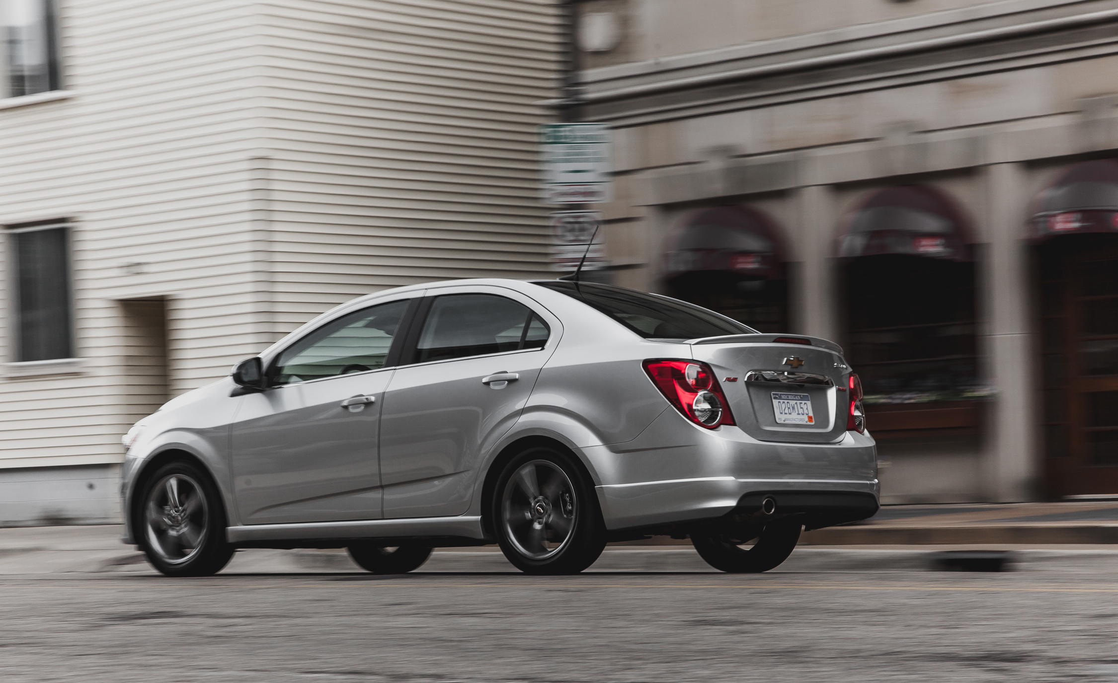 2014 Chevrolet Sonic RS Sedan (Photo 13 of 27)