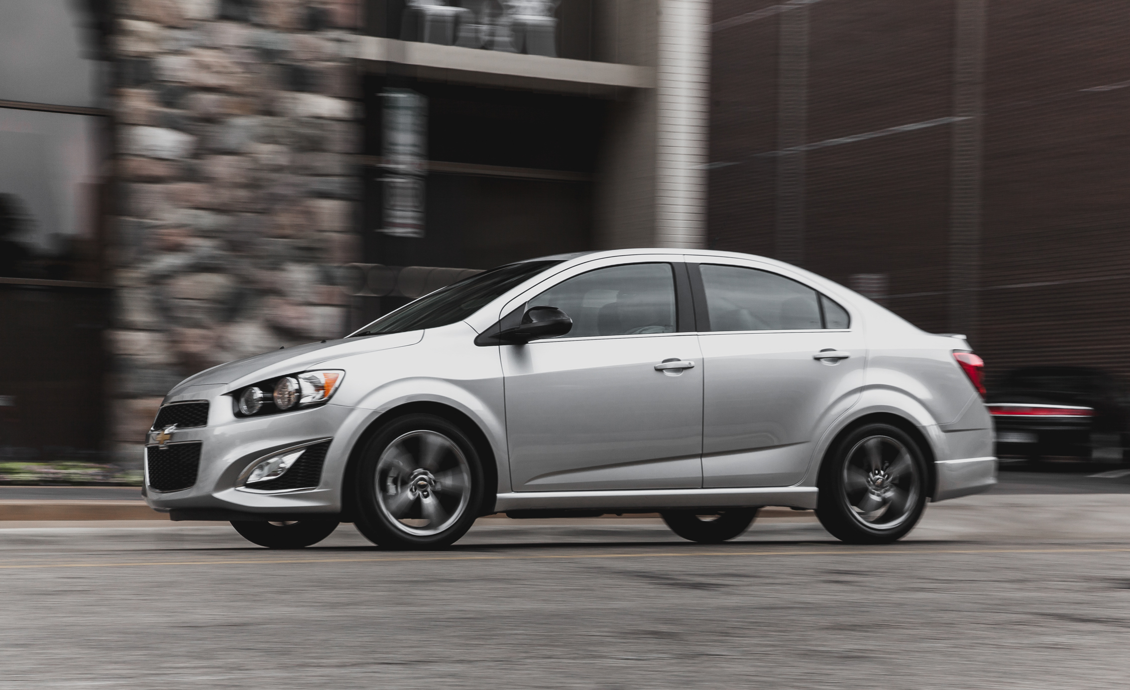 2014 Chevrolet Sonic RS Sedan (Photo 14 of 27)