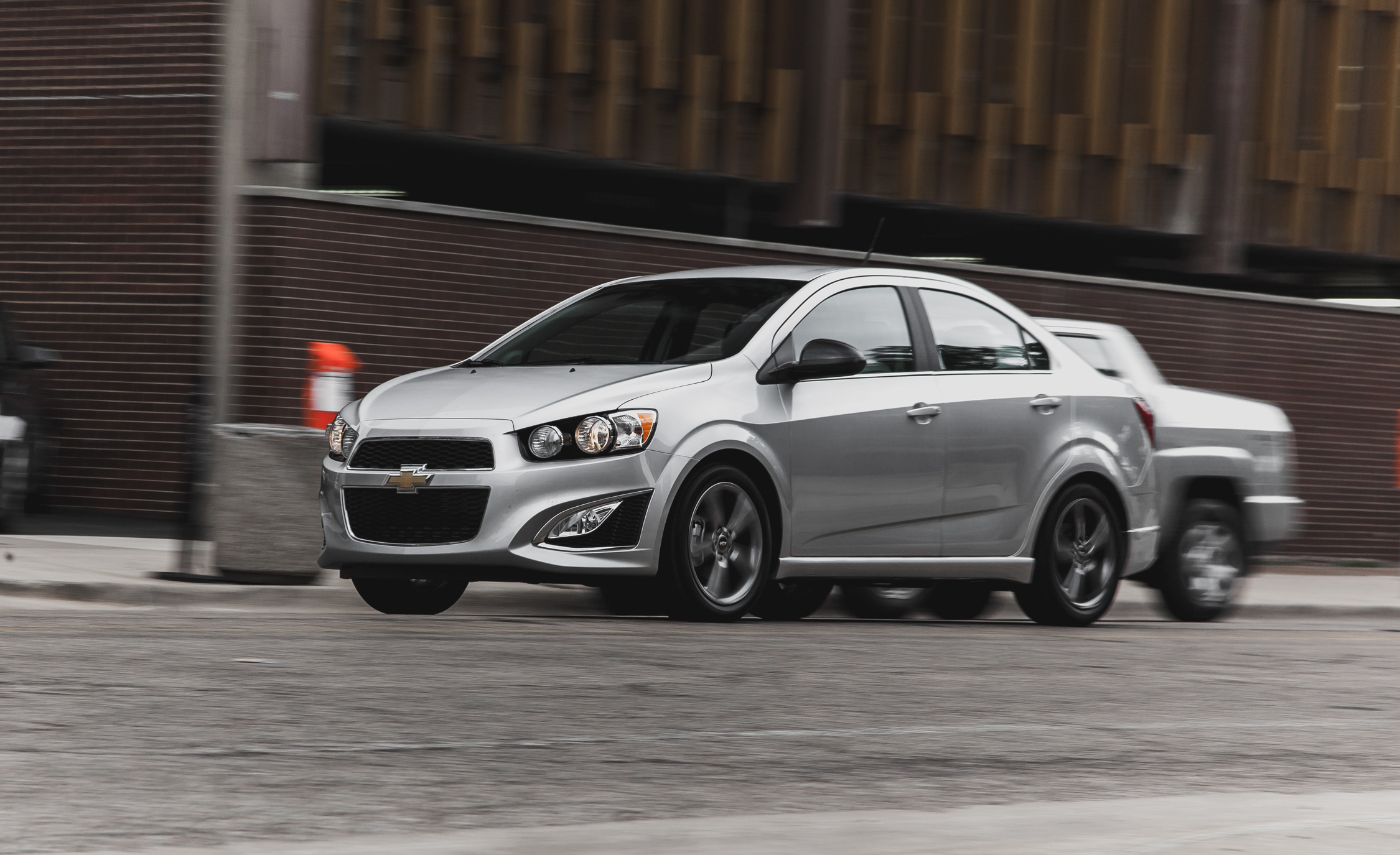 Featured Image of 2013 Chevrolet Sonic RS Review