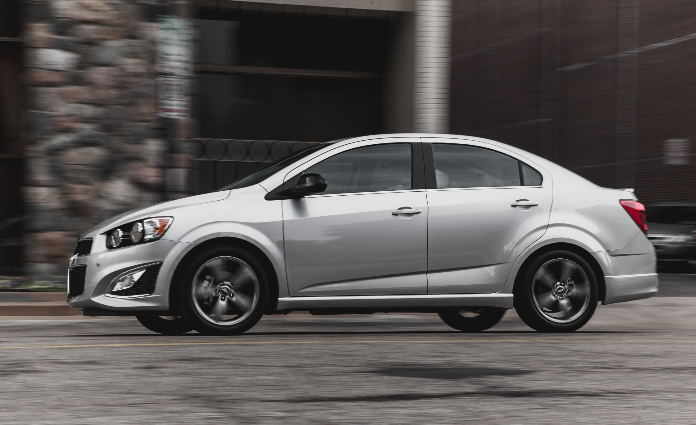 2014 Chevrolet Sonic RS Sedan (Photo 16 of 27)