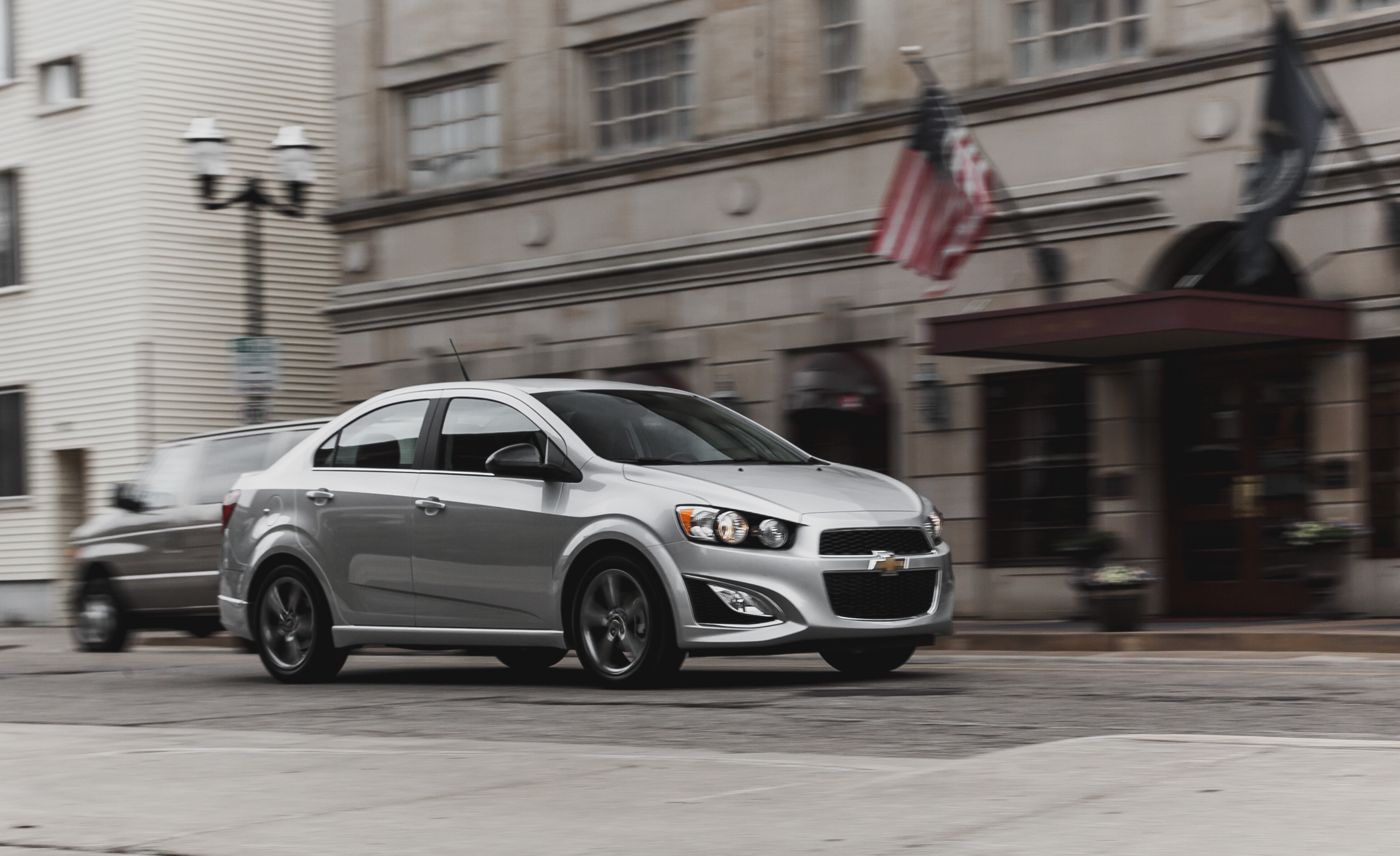 2014 Chevrolet Sonic RS Sedan (Photo 17 of 27)