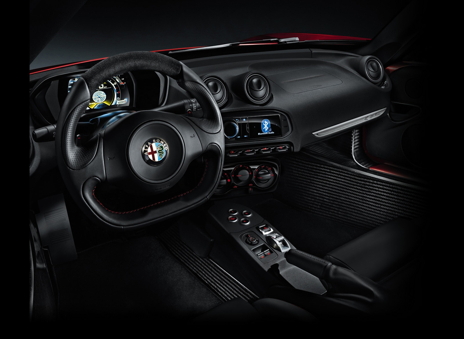 2014 Alfa Romeo 4c Interior And Dashboard (Photo 3 of 25)