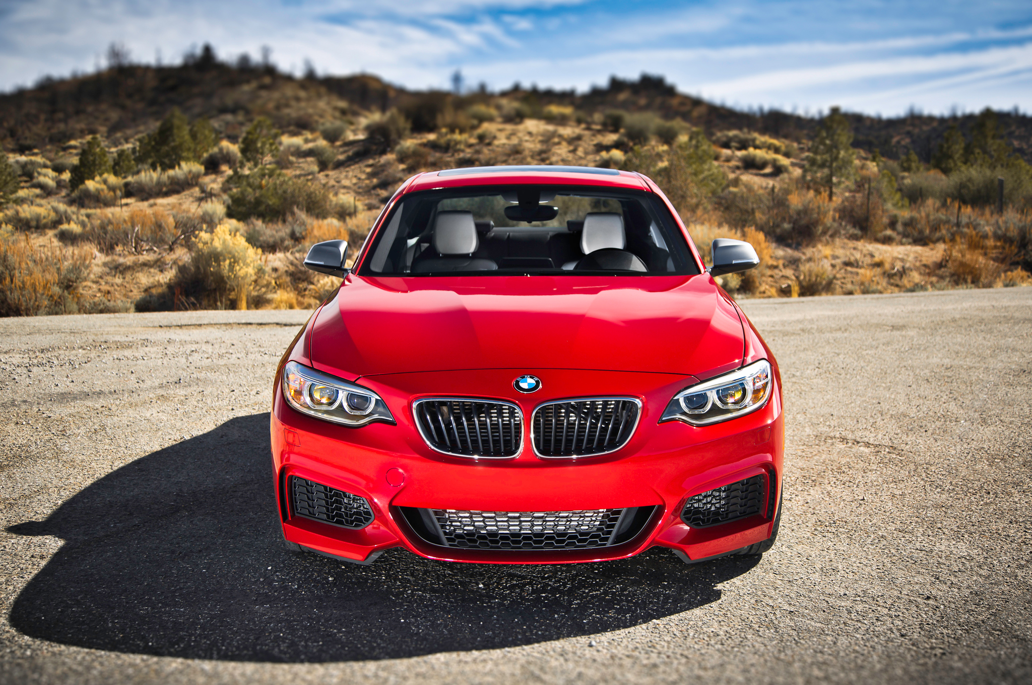 2014 Bmw M235i Front View (Photo 6 of 8)