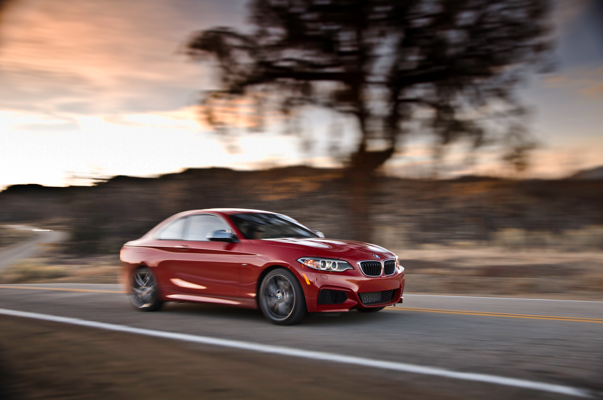 2014 Bmw M235i Red (Photo 8 of 8)
