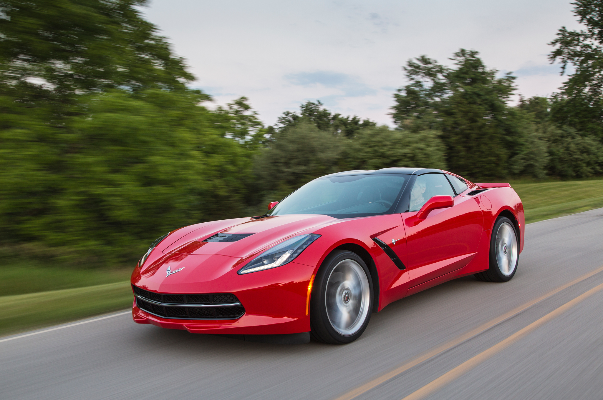 2014 Chevrolet Corvette Stingray Z51 Test Drive (Photo 6 of 7)
