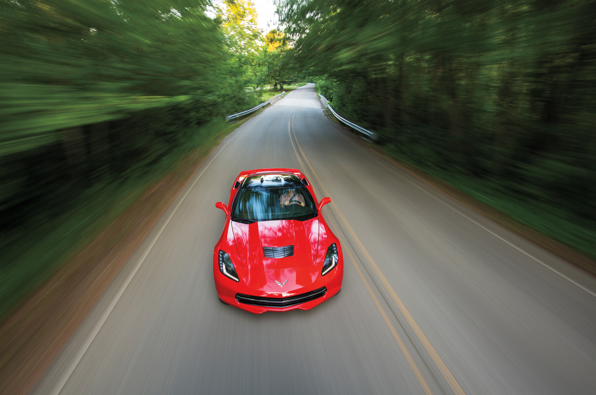 2014 Chevrolet Corvette Stingray Z51 Top Photo (View 3 of 7)