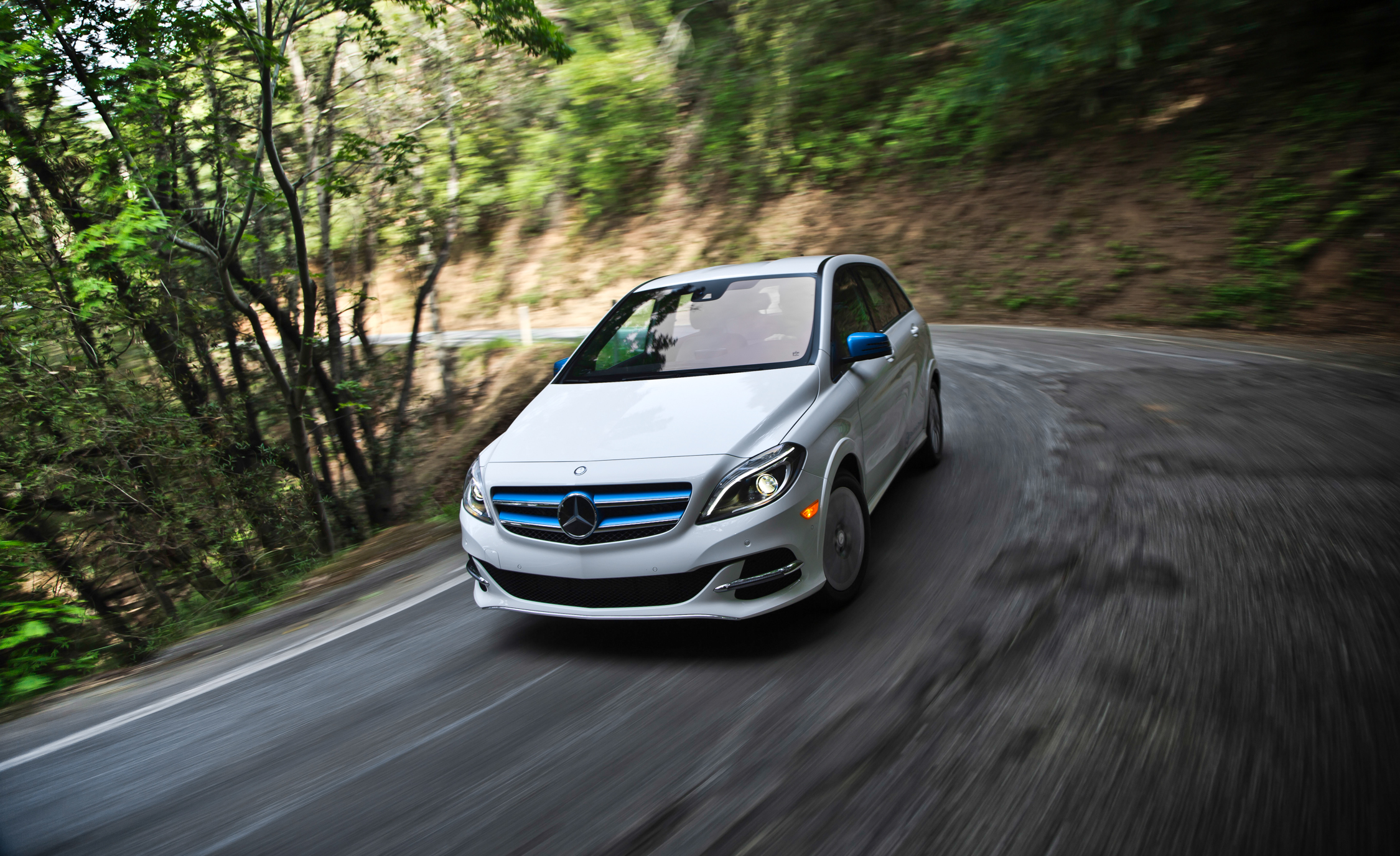 2014 B Class Electric Drive (View 2 of 27)