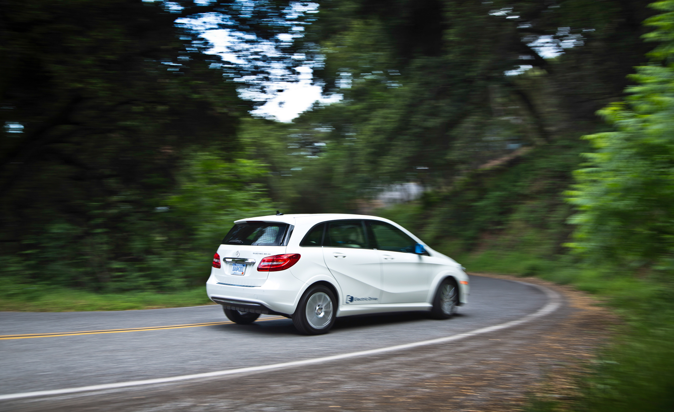 2014 B Class Electric Drive (View 21 of 27)