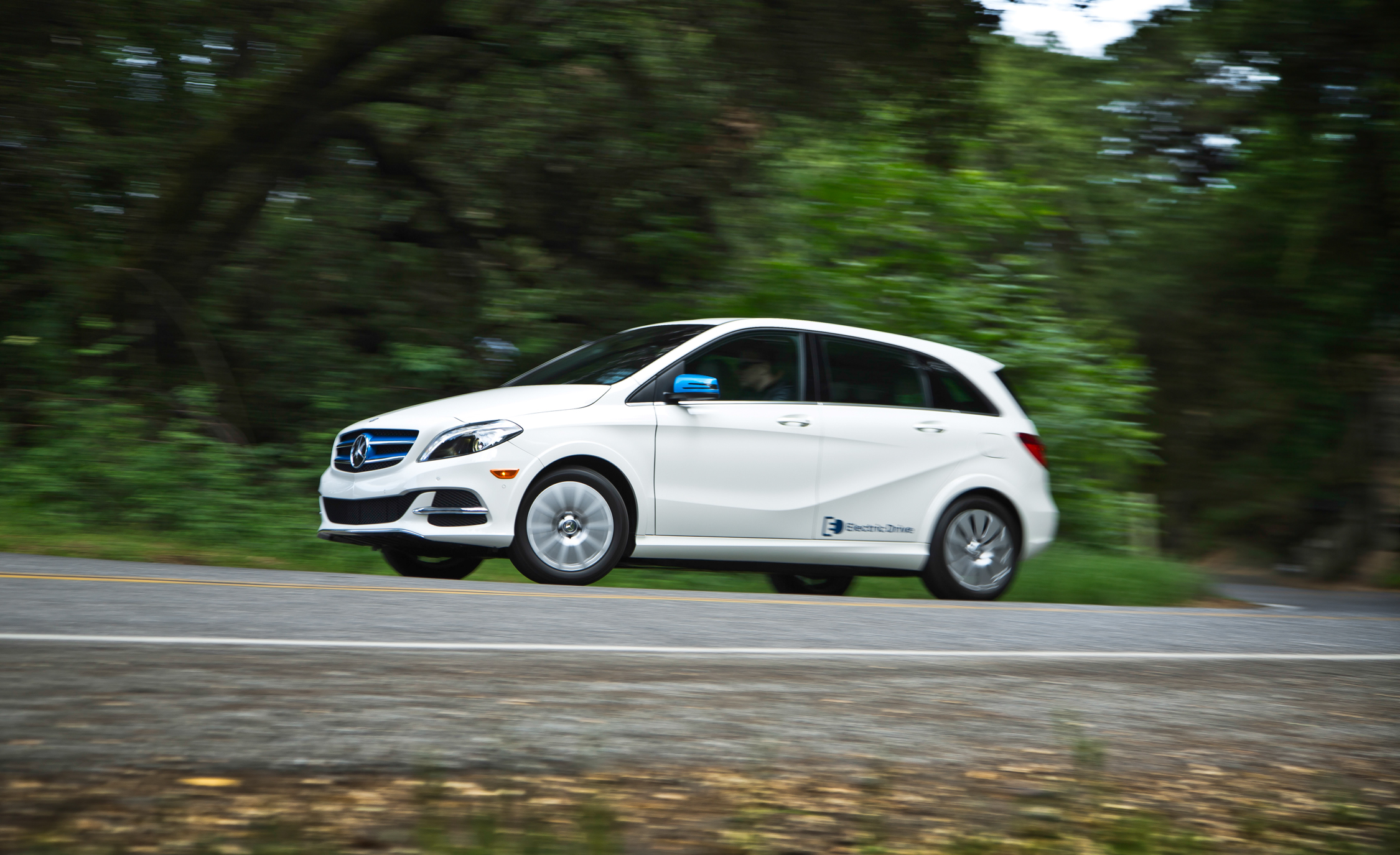 2014 B Class Electric Drive (View 3 of 27)