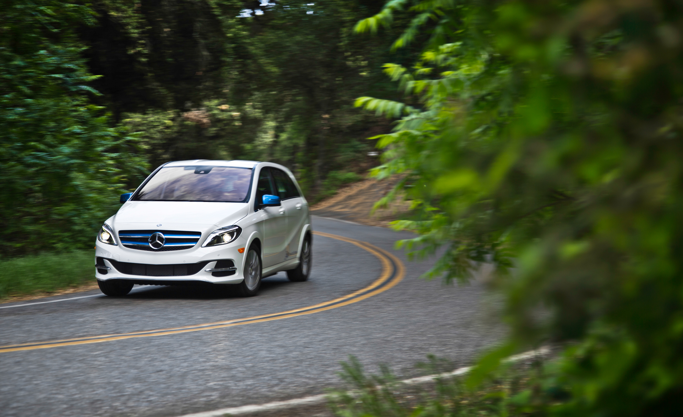2014 B Class Electric Drive (View 22 of 27)