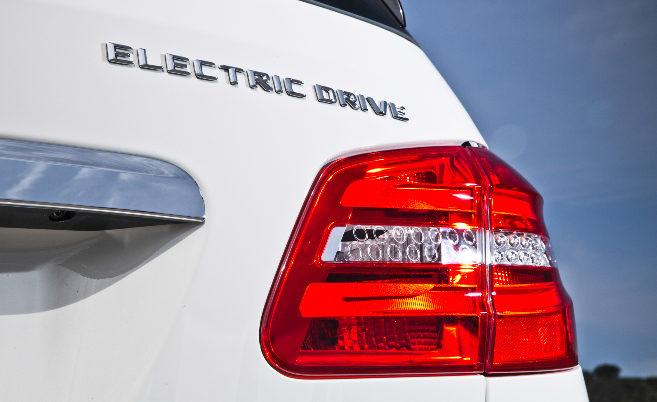 2014 B Class Electric Drive (Photo 23 of 27)