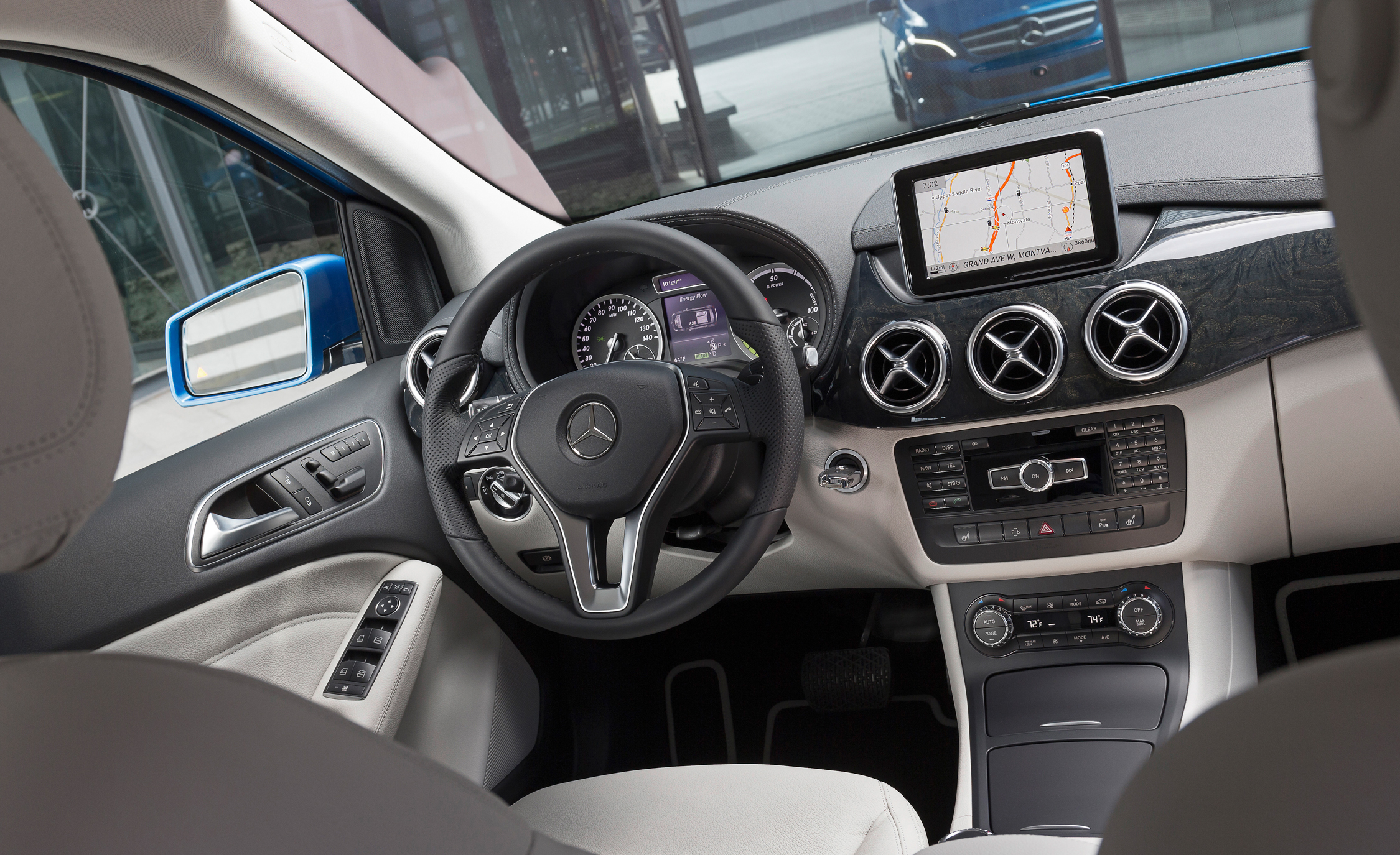 2014 B Class Electric Drive (View 24 of 27)