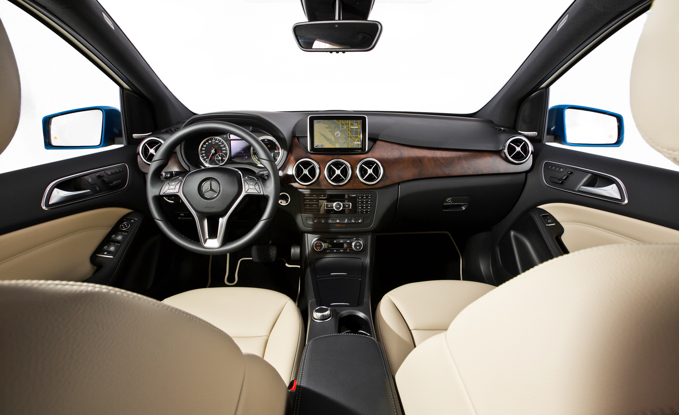 2014 B Class Electric Drive (View 26 of 27)