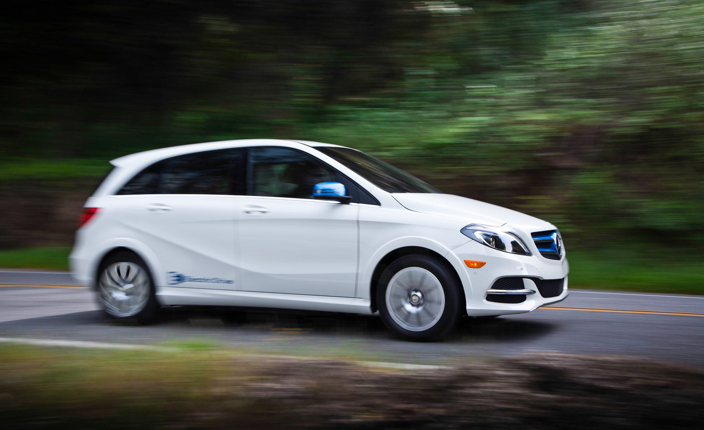 2014 B Class Electric Drive (View 27 of 27)