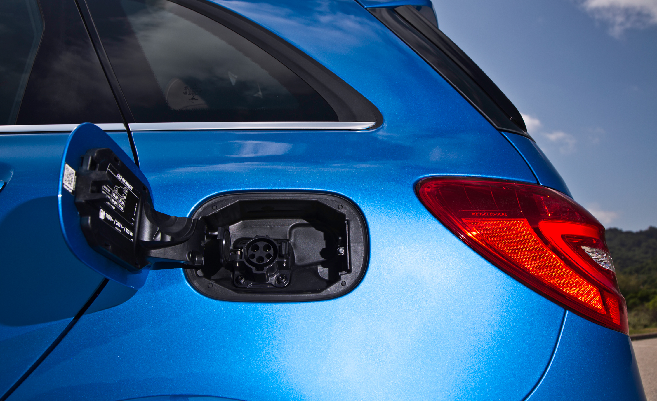 2014 B Class Electric Drive (View 7 of 27)