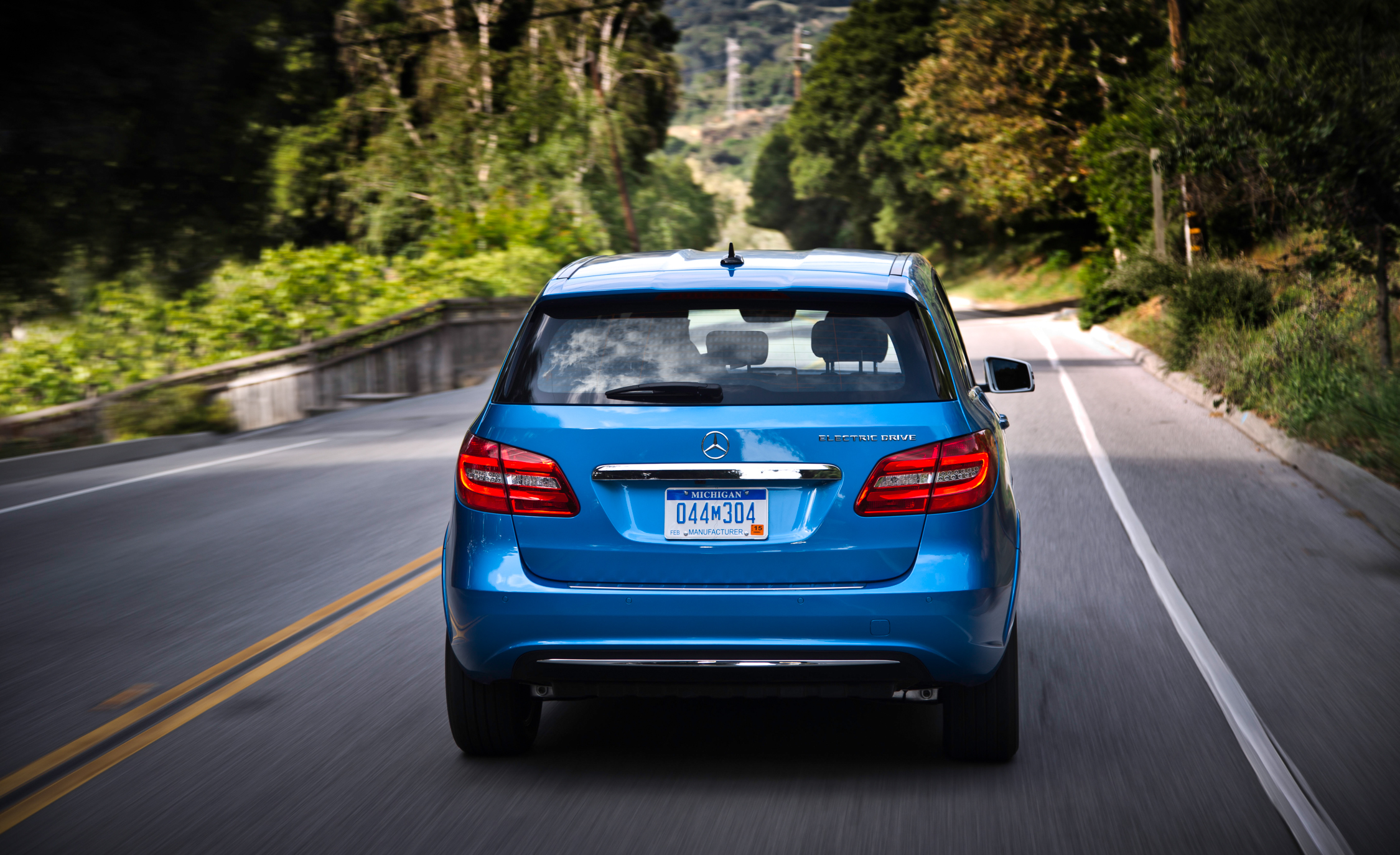 2014 B Class Electric Drive (View 11 of 27)