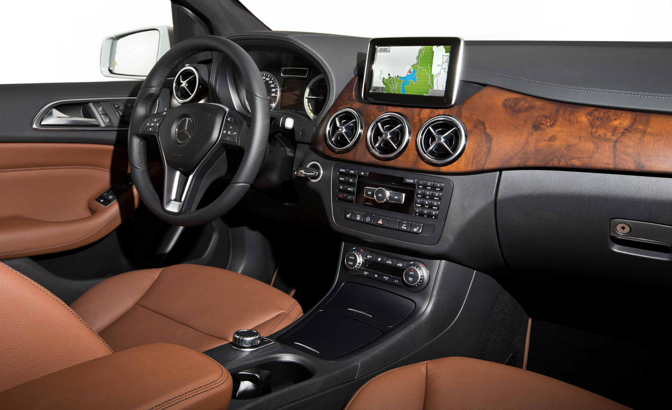 2014 B Class Electric Drive (View 14 of 27)