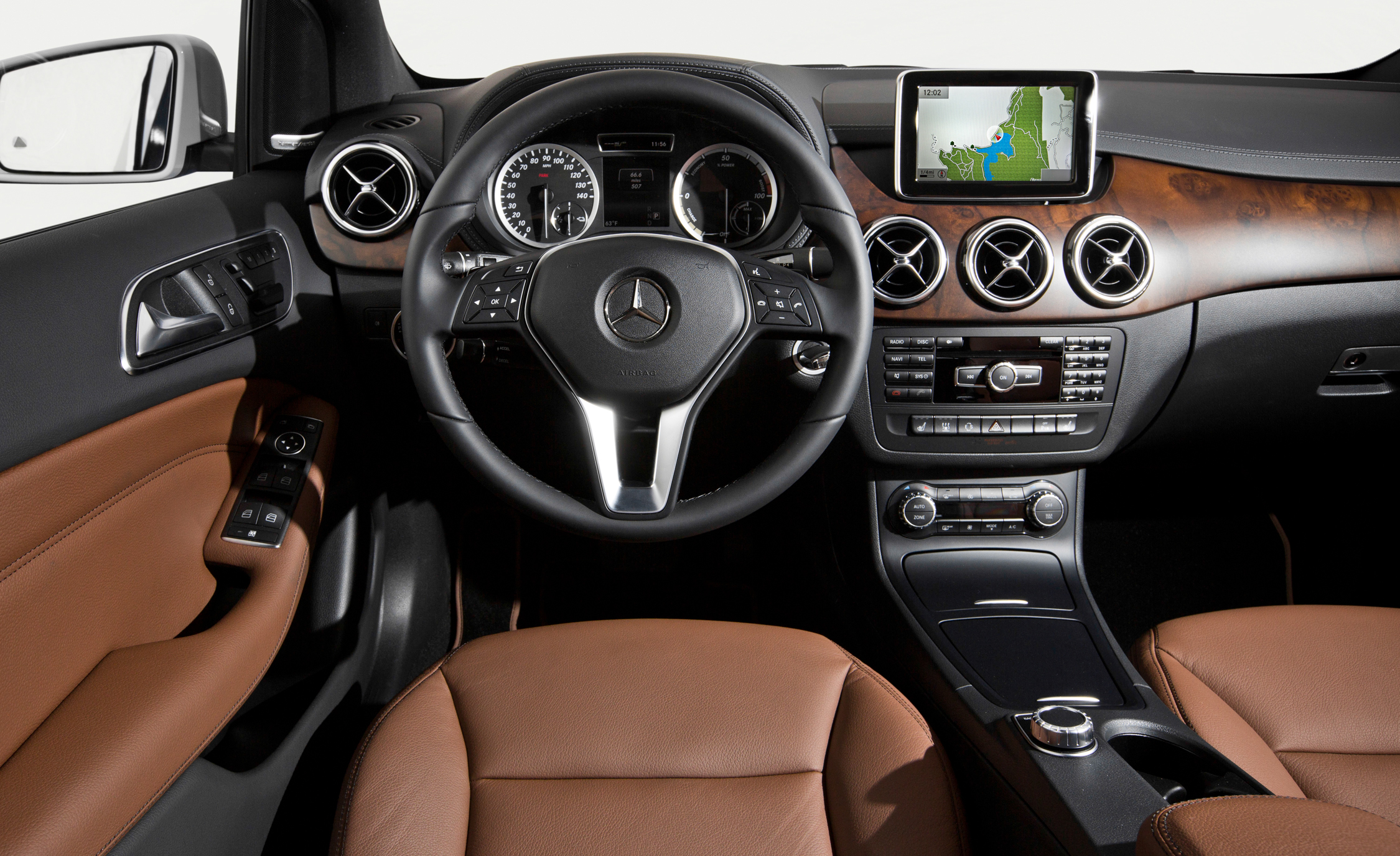 2014 B Class Electric Drive (View 18 of 27)