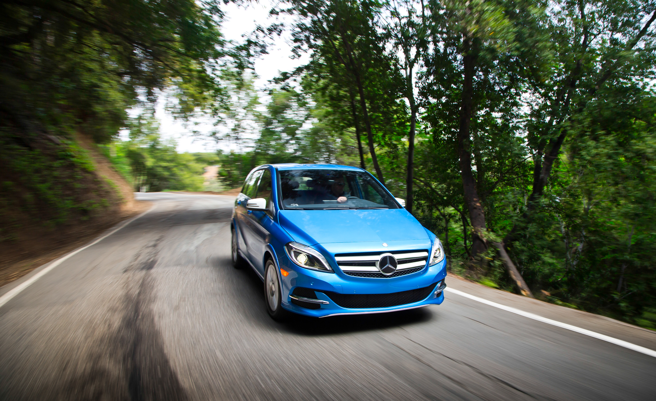 2014 B Class Electric Drive (View 19 of 27)