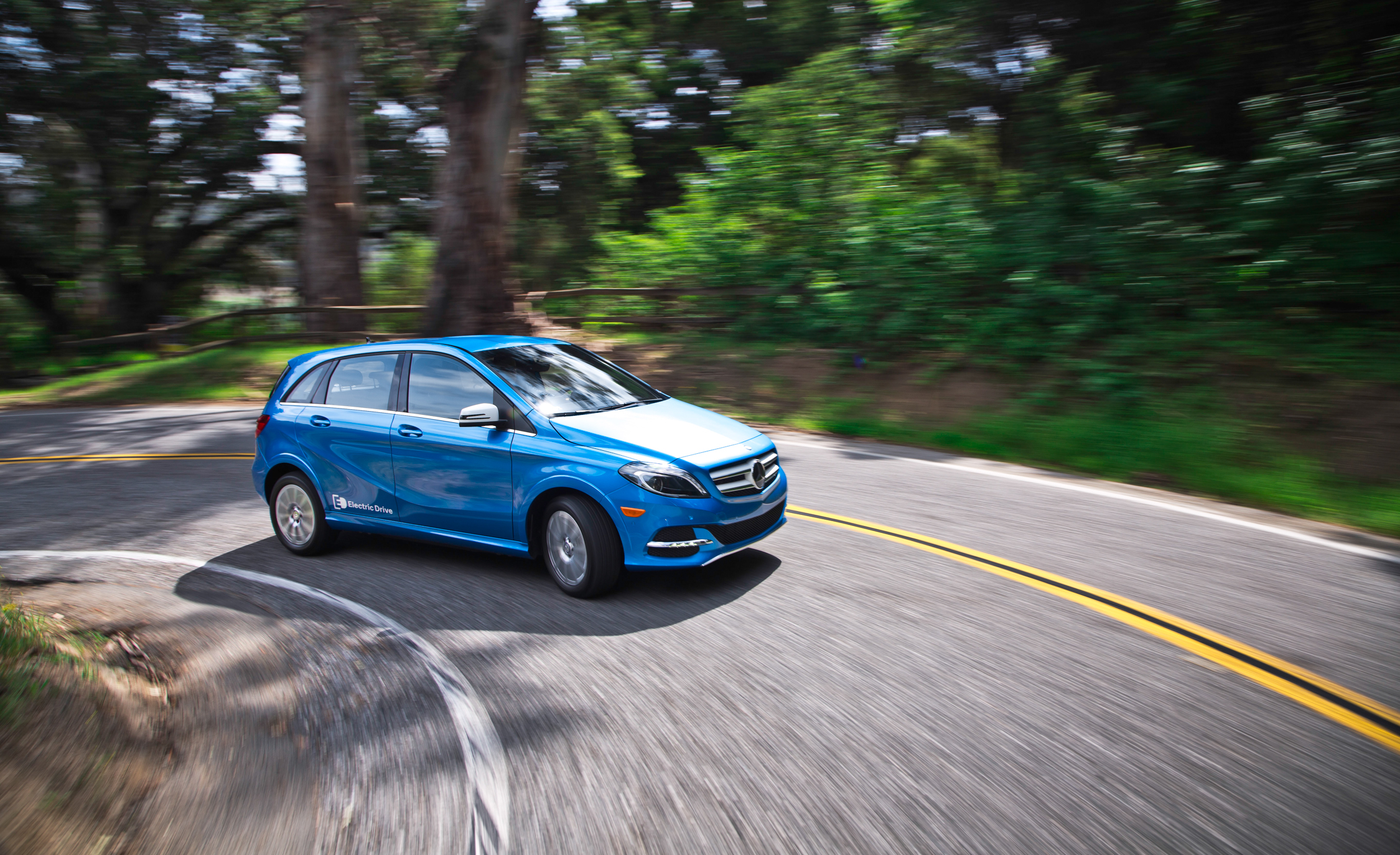 2014 B Class Electric Drive (View 20 of 27)