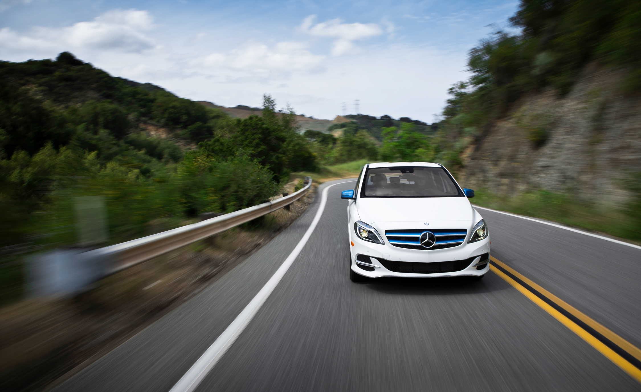 2014 B Class Electric Drive (View 4 of 27)