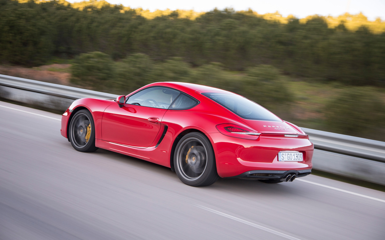 2014 Porsche Cayman Performance (View 2 of 8)