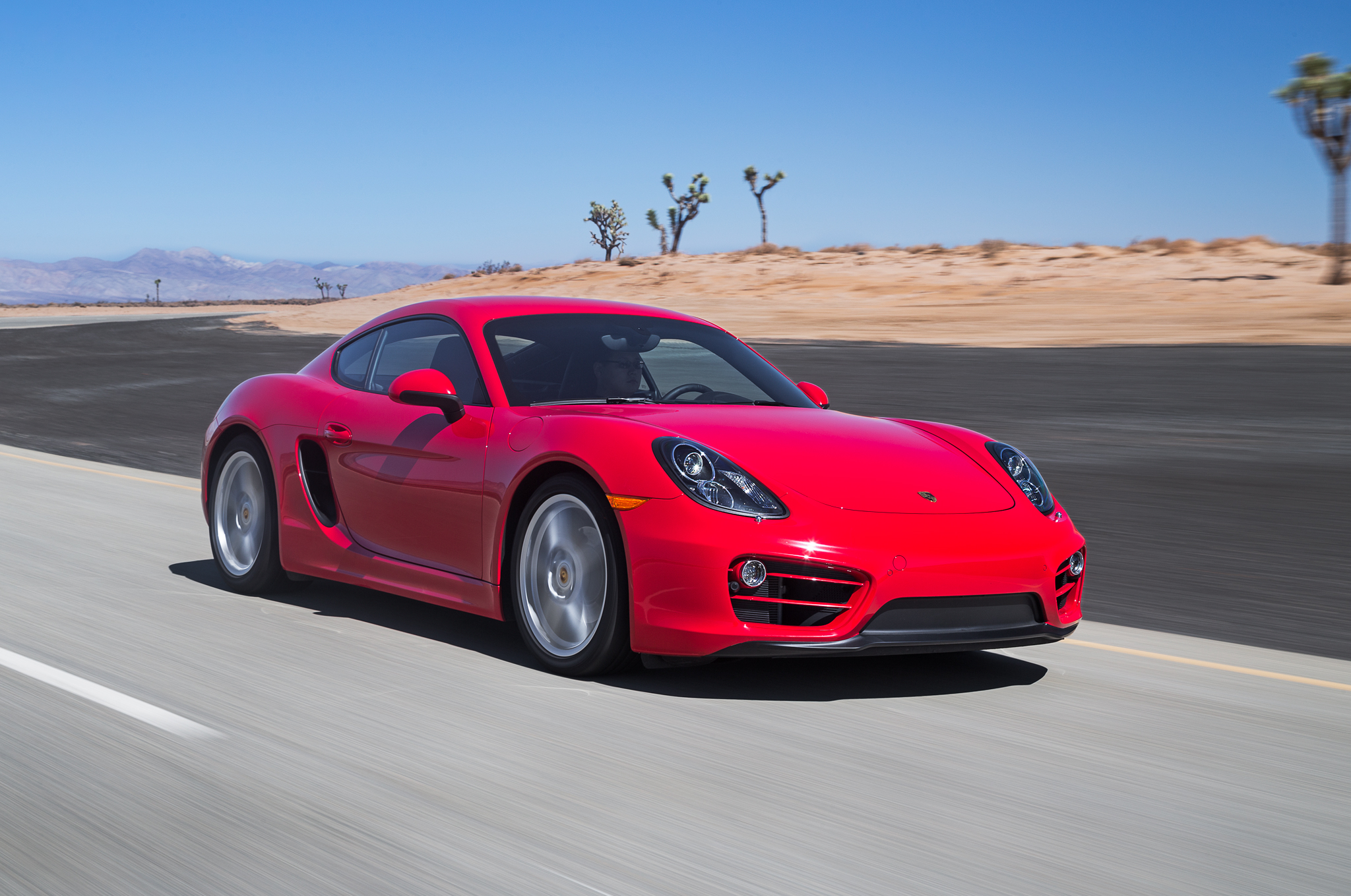 2014 Porsche Cayman Test (View 5 of 8)