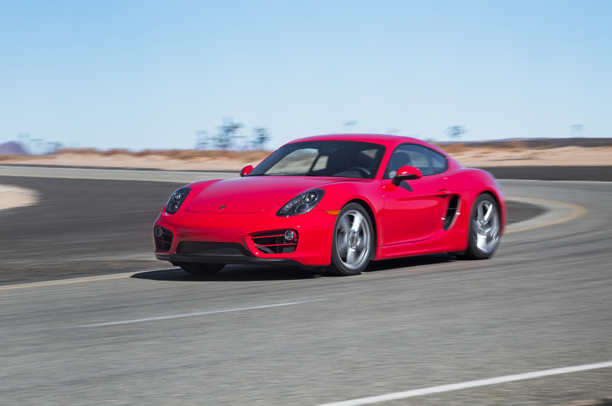 2014 Porsche Cayman (View 6 of 8)