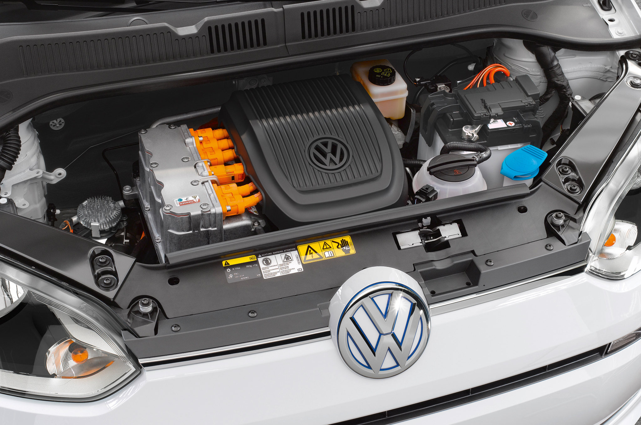 2014 Volkswagen E Up Engine (Photo 1 of 6)
