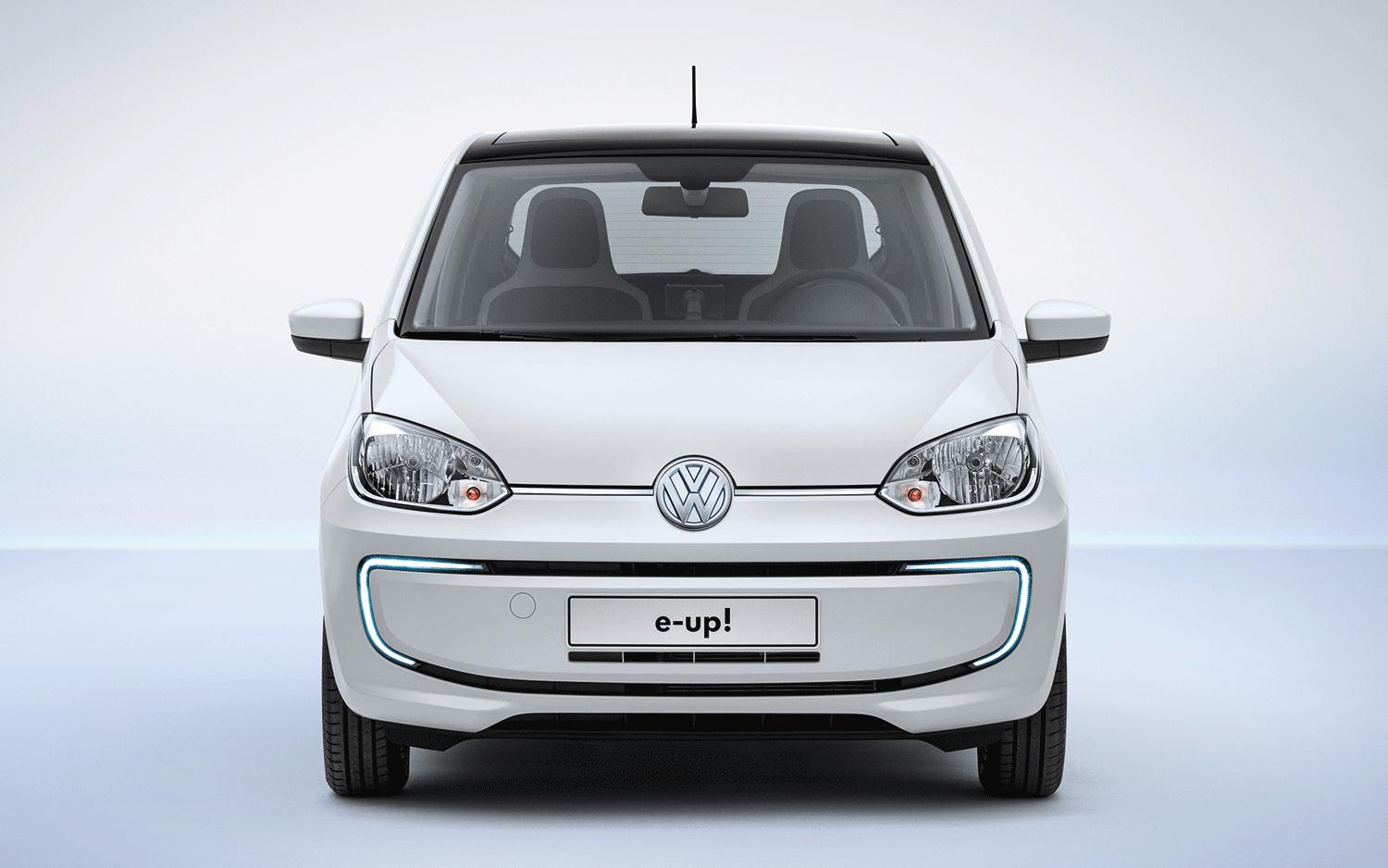 Featured Image of 2014 Volkswagen E Up