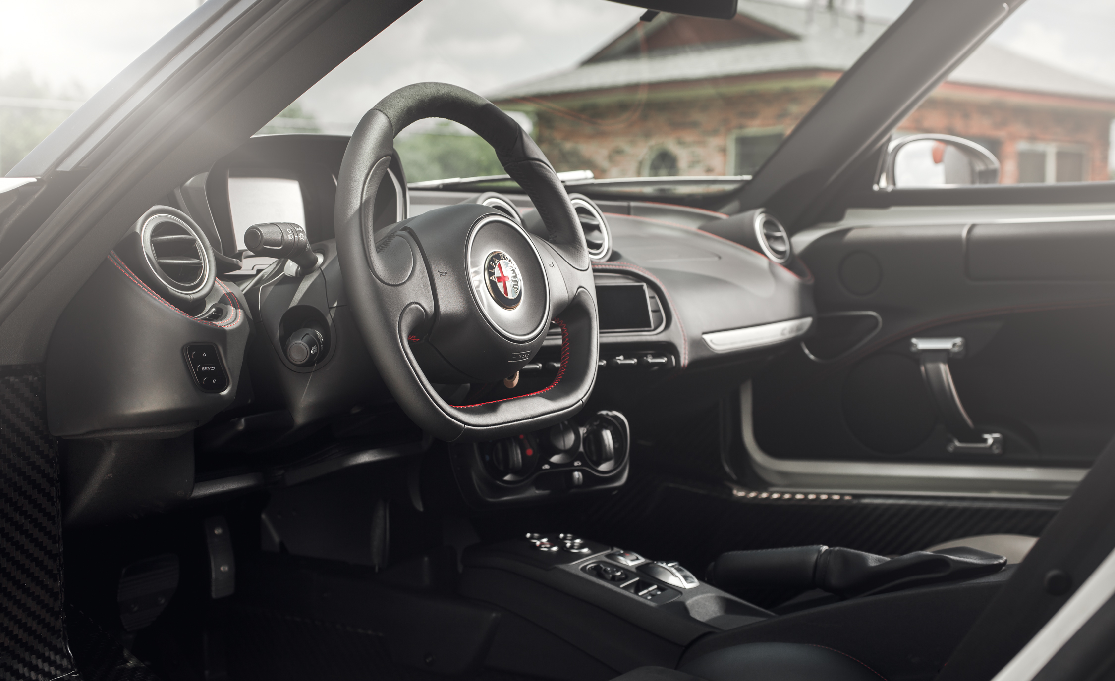 2015 Alfa Romeo 4C Interior (Photo 21 of 25)