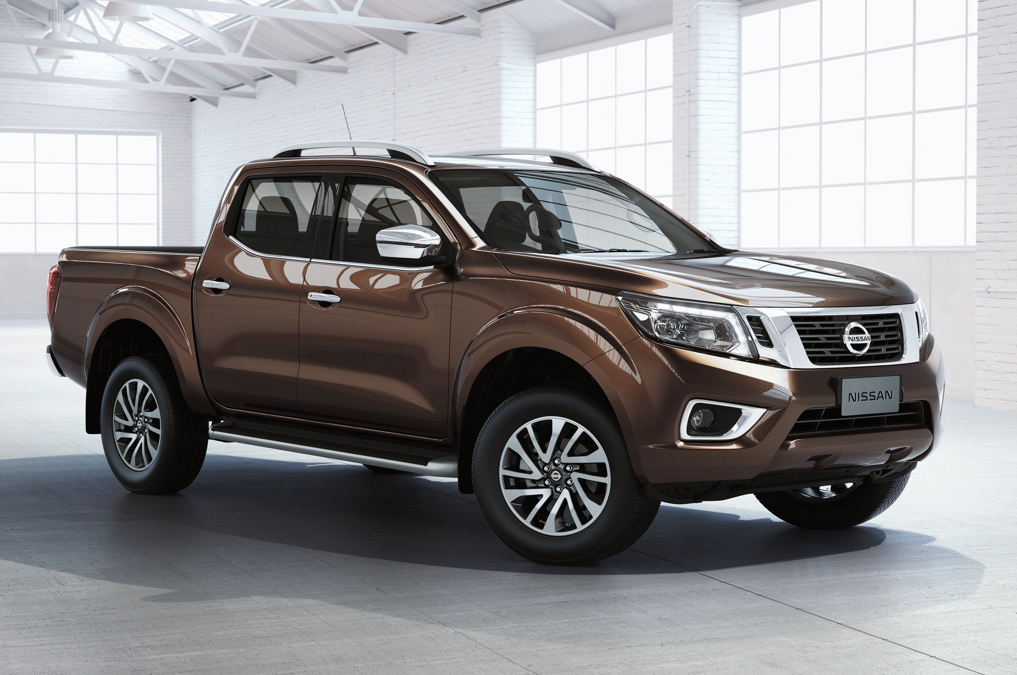 2015 All New Nissan Np300 Navara Facelift (Photo 2 of 6)
